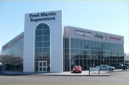 Fred Martin Superstore 1