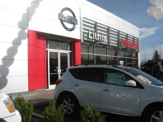 Lithia nissan of medford car dealership in medford or for Lithia motors used cars