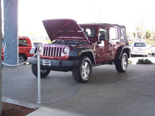 Roberson Chrysler Jeep Salem Or 97301 Car Dealership