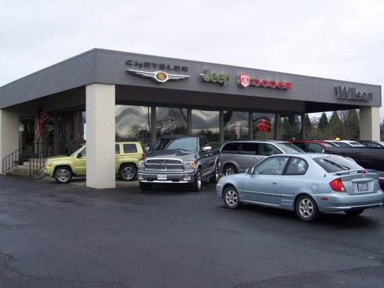 wilson motors car dealership in corvallis or 97330