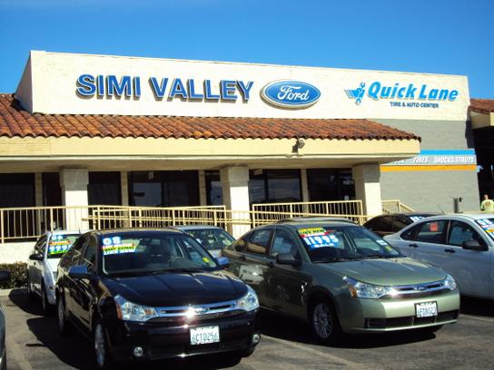 Simi Valley Ford 1
