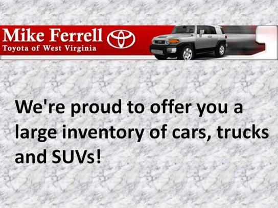 Mike Ferrell Toyota Car Dealership In Chapmanville Wv