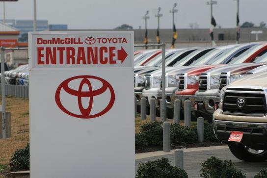Don McGill Toyota Houston TX Car Dealership and