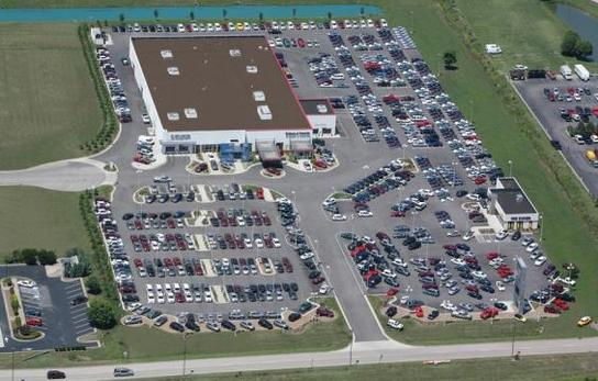 Romain Cross Pointe Auto Park 1