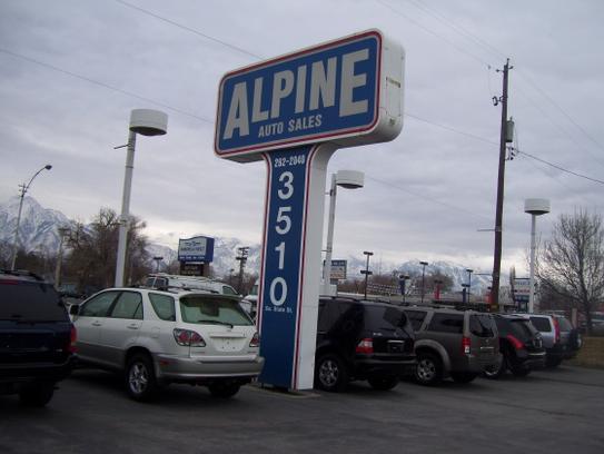 Alpine Auto Sales - Salt Lake City, UT: Read Consumer ...