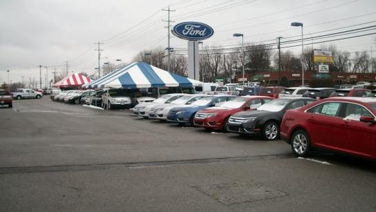 Miracle Ford Gallatin Used Cars