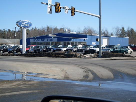 Rockland Maine Used Car Dealers