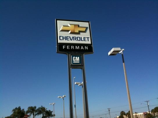 Ferman Chevrolet Of Tampa Tampa Fl 33619 Car Dealership
