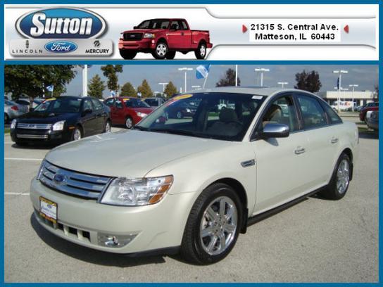 Sutton Ford Lincoln - Matteson Auto Mall : Matteson, IL 60443 Car Dealership, and Auto Financing ...