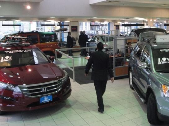 Paragon Honda Service >> Paragon Honda : Woodside, NY 11377 Car Dealership, and Auto Financing - Autotrader