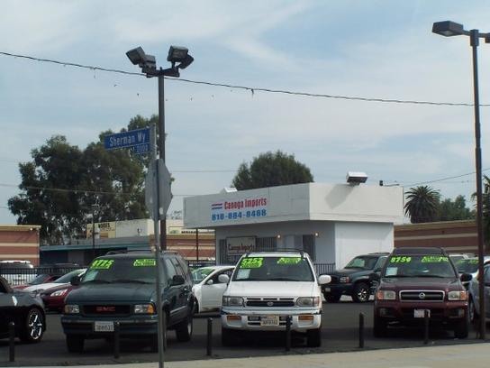 San Fernando Valley Rental Cars