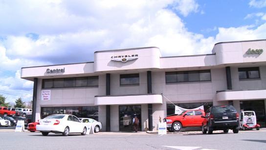 Norwood Jeep Dealer Central Chrysler Jeep Dodge car dealership in Norwood, MA ...