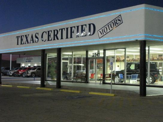 texas certified motors odessa tx 79761 car dealership