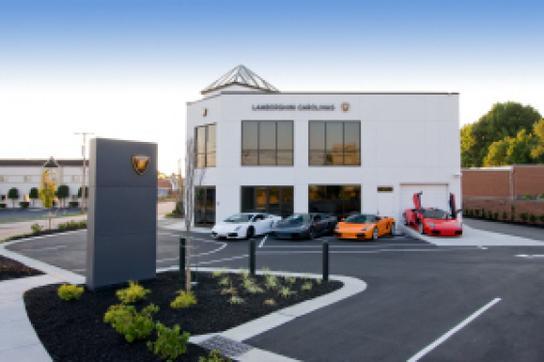 Lamborghini dealership greensboro nc