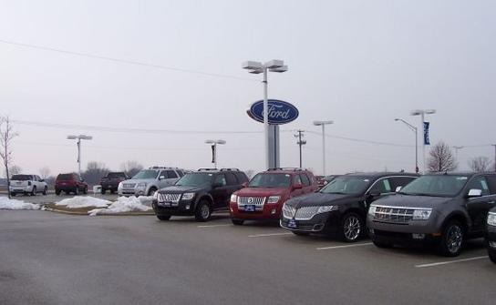 Sutton Ford Lincoln - Matteson Auto Mall 3