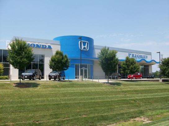 Priority honda of huntersville huntersville nc 28078 for Honda huntersville nc