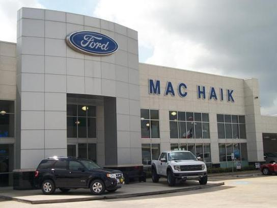 Mac Haik Ford Houston TX Car Dealership And Auto - Ford dealership houston