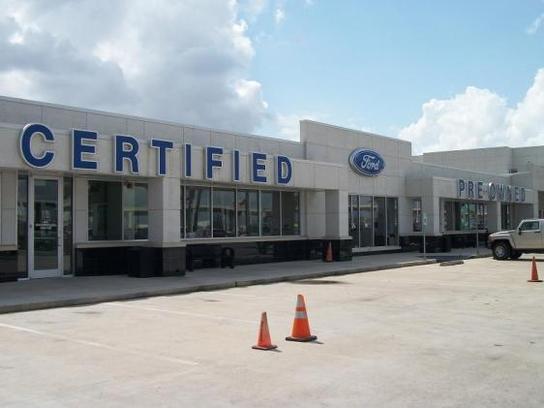 Mac Haik Ford Houston Tx 77024 Car Dealership And Auto