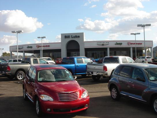 Bill Luke Chrysler Jeep Dodge Ram Car Dealership In Phoenix Az 85015 Kelley Blue Book
