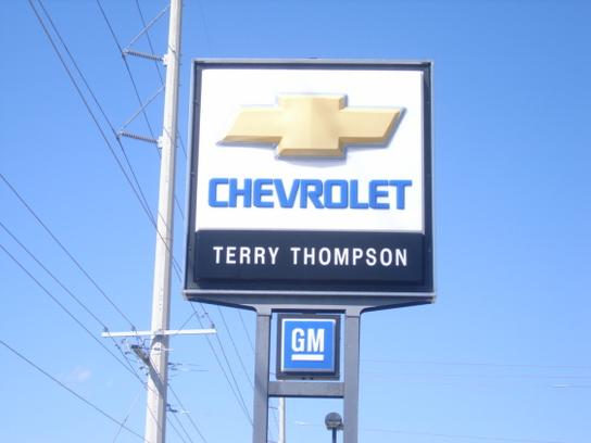 terry thompson chevrolet new chevrolet dealership in autos post. Black Bedroom Furniture Sets. Home Design Ideas