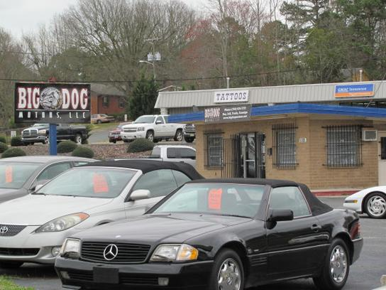 big dog motors llc monroe nc 28110 2815 car dealership