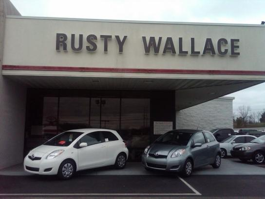 Rusty Wallace Toyota Morristown Tn 37814 Car Dealership