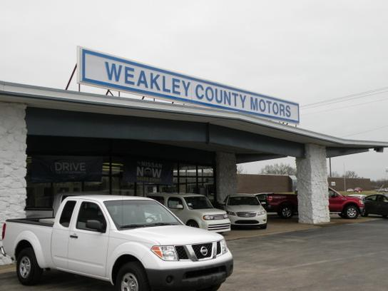 weakley county motors inc martin tn 38237 car
