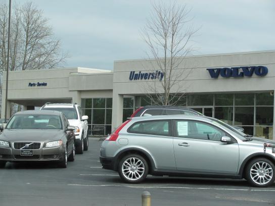 University Volvo : Charlotte, NC 28262 Car Dealership, And