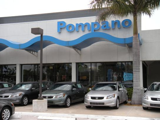 Hendrick honda pompano beach car dealership in pompano for Honda dealership west palm beach