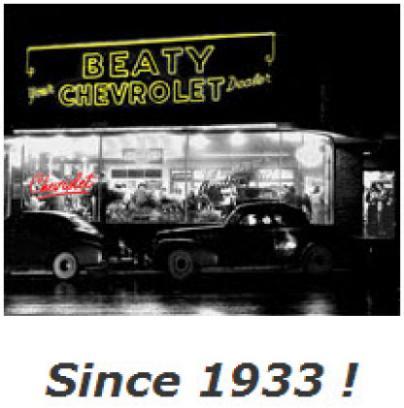 Beaty Chevrolet Company 3