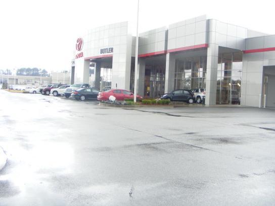 Butler Toyota Co Macon Ga 31210 1328 Car Dealership