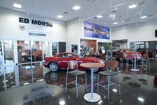 Ed Morse Cadillac >> Ed Morse Cadillac of Brandon : Brandon, FL 33511-1998 Car Dealership, and Auto Financing ...