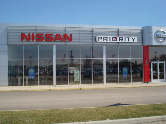 Priority Nissan Richmond