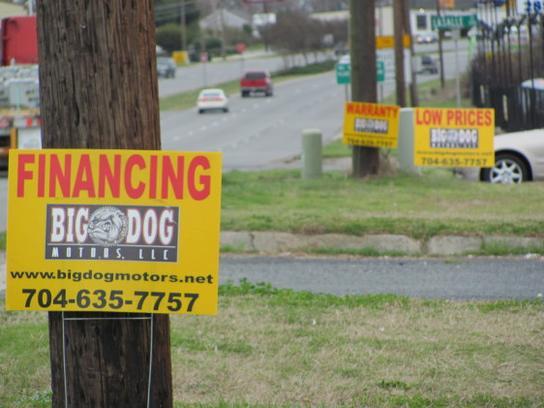 Big Dog Motors Llc Car Dealership In Monroe Nc 28110