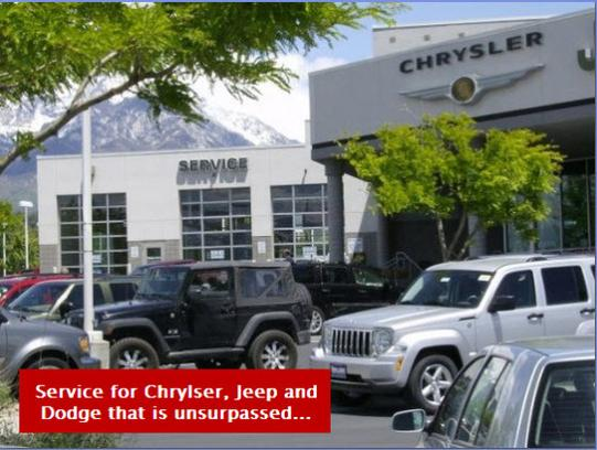 Larry H Miller Chrysler Jeep Dodge RAM Sandy SANDY UT - Chrysler jeep dodge dealer