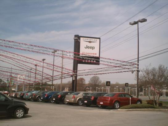 Landers Mclarty Used Cars Huntsville Al