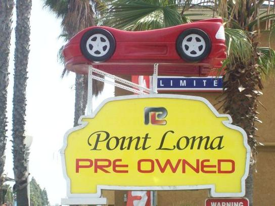 Point Loma Pre-Owned 1