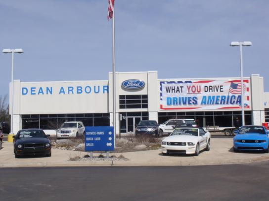 Dean Arbour Ford of West Branch 1