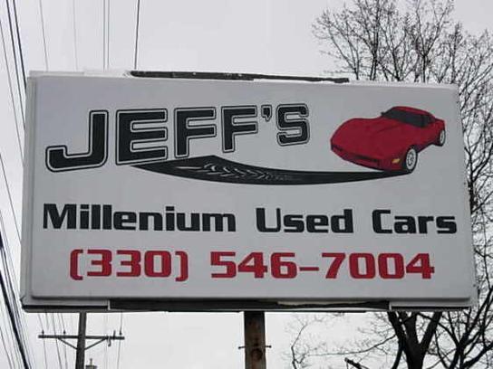 jeff millennium used cars used cars canton oh dealer autos post. Black Bedroom Furniture Sets. Home Design Ideas