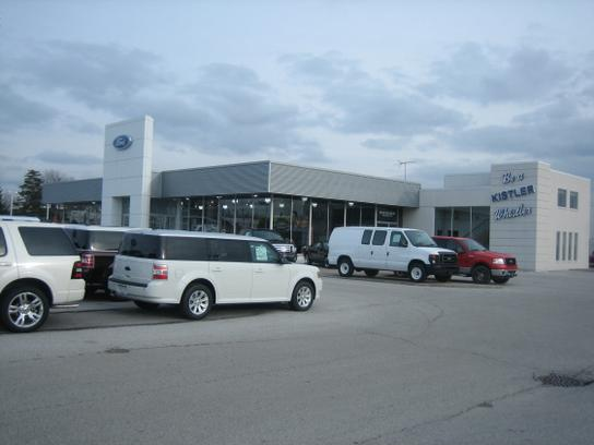 Kistler Ford Sales Inc Toledo Oh 43615 Car Dealership