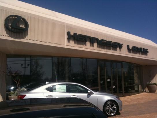 Hennessy Car Dealership