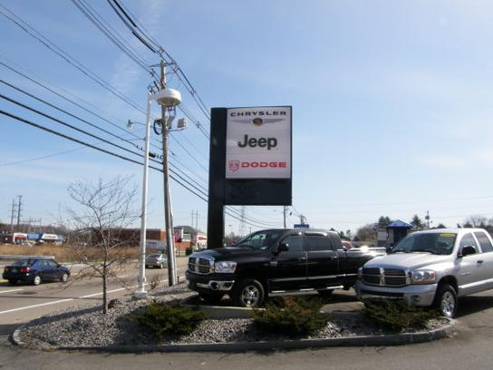 Central Jeep Chrysler Dodge RAM