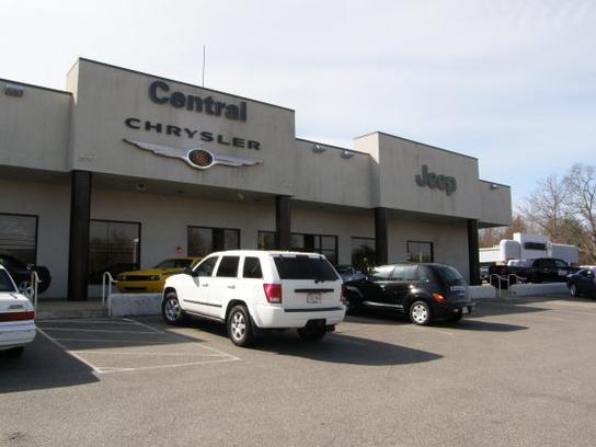 Central Jeep Chrysler Dodge RAM 1