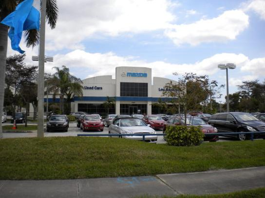 Lou Bachrodt Mazda Coconut Creek
