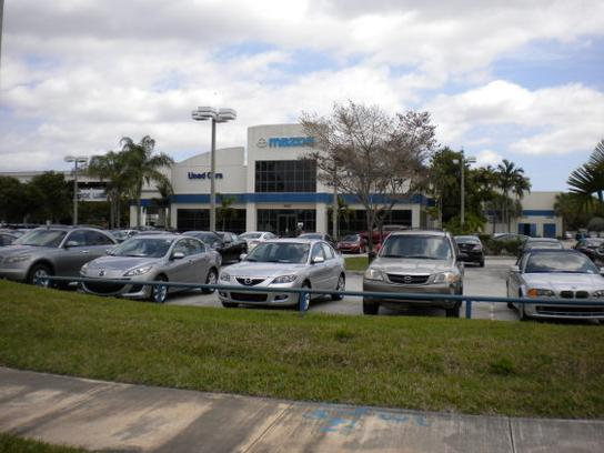 Lou Bachrodt Mazda Coconut Creek 1
