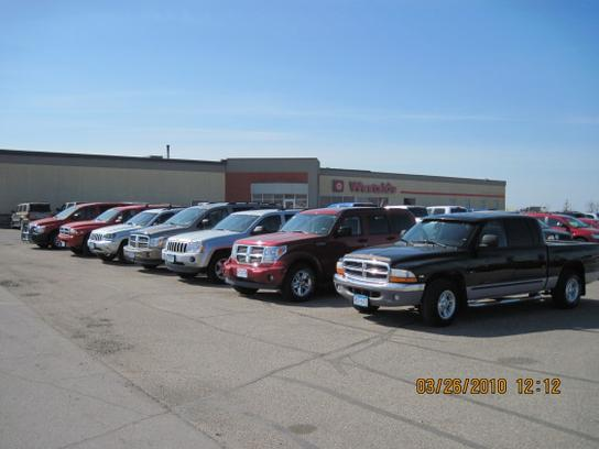 Westside motors of trf inc car dealership in thief river for Northern motors inc thief river falls mn
