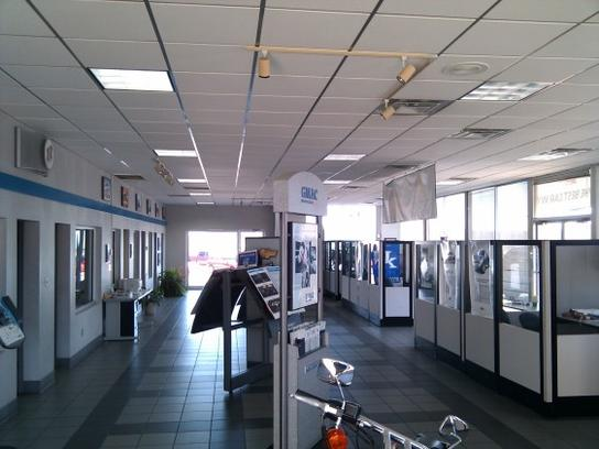 Mansfield chevrolet buick inc in russellville ky autos post for Honda dealership bowling green ky