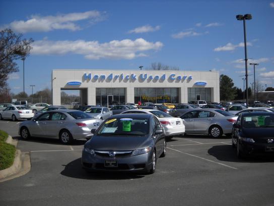 hendrick honda charlotte car dealership in charlotte nc