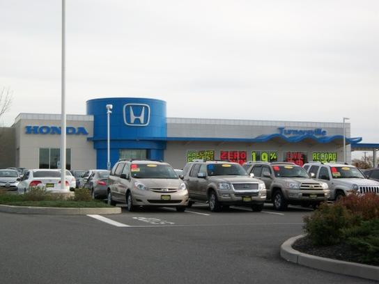 Honda of turnersville car dealership in turnersville nj for Honda dealers nj