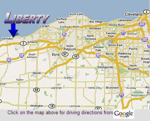 Liberty Ford Vermilion >> Liberty Ford Vermilion : Vermilion, OH 44089 Car ...
